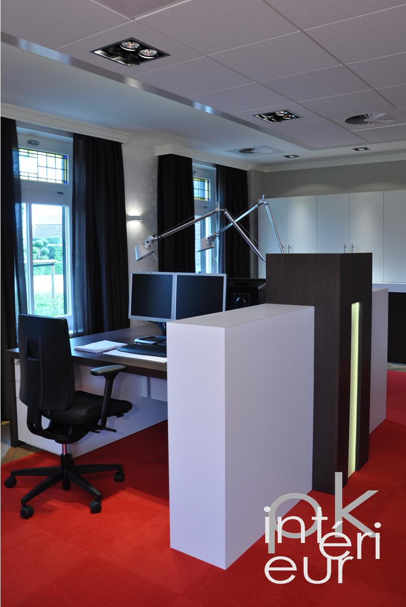 Interior Architecture and Design in France (Lyon) - Office and Agency