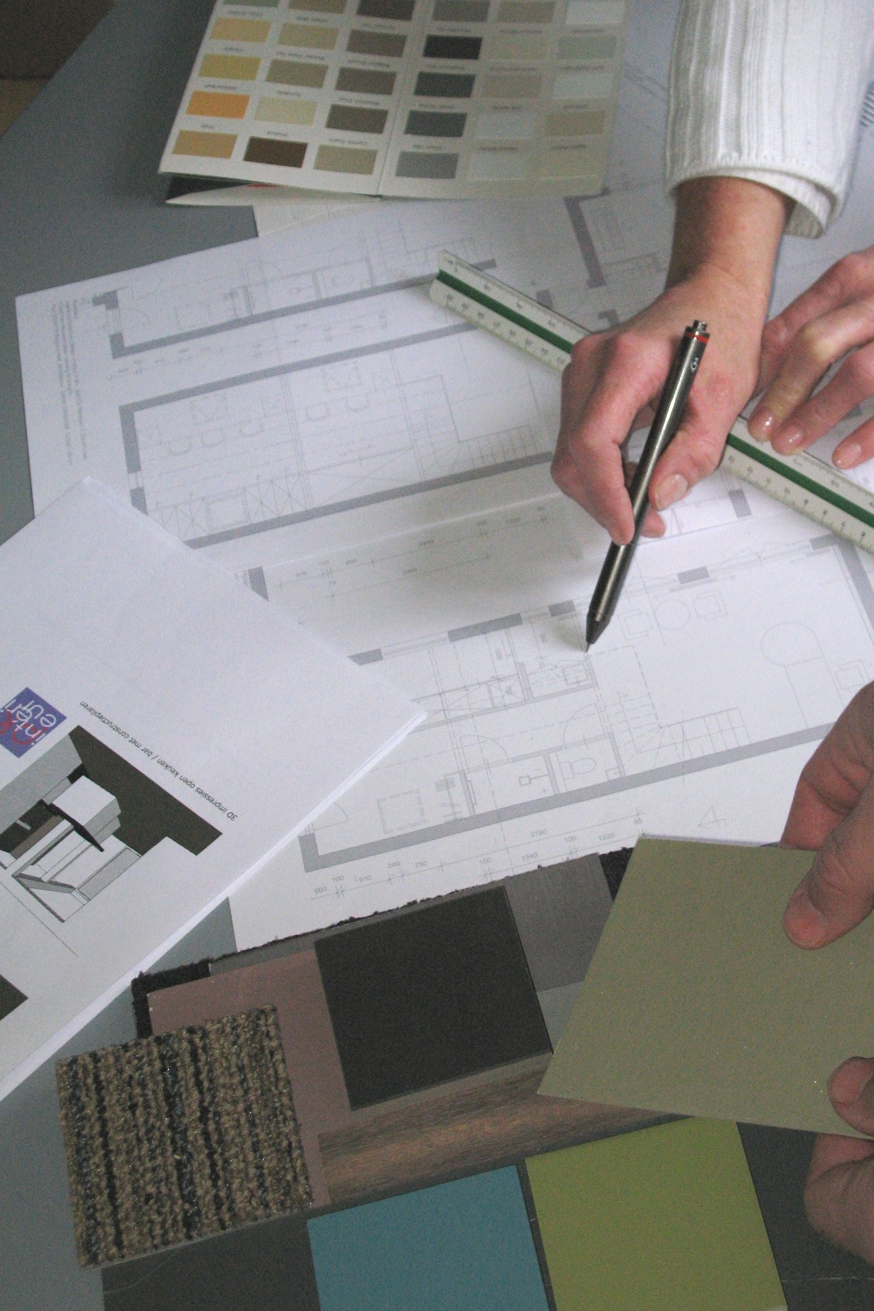 Interior Architect and Interior Designer in France (Lyon)  for Individuals and Professionals