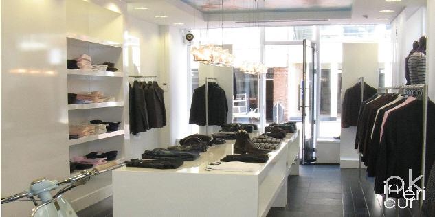 Pk interieur design ontwerp inrichting en advies voor for Interieur winkel utrecht