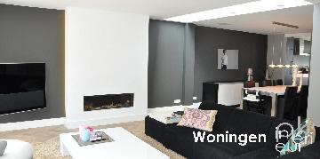 Pk interieur interieurarchitect binnenhuisarchitect interieur designer utrecht eindhoven van - Woonkamer en eetkamer ...